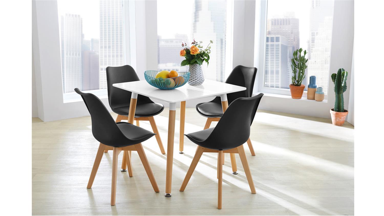 essgruppe tisch 80x80 bestseller shop f r m bel und einrichtungen. Black Bedroom Furniture Sets. Home Design Ideas