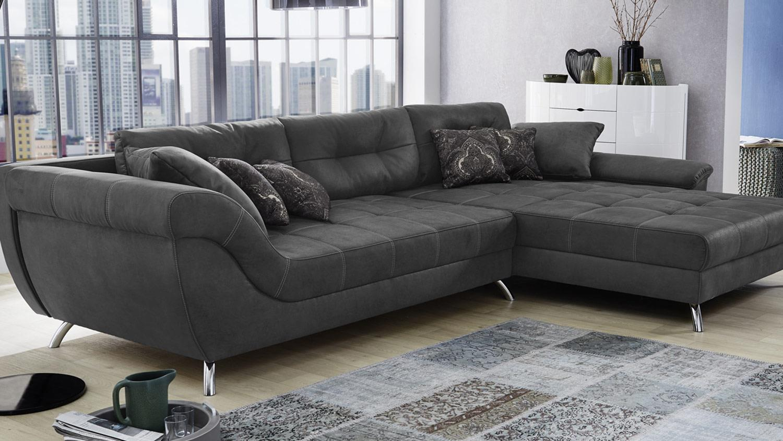 wohnlandschaft san francisco sofa ecksofa polstersofa in. Black Bedroom Furniture Sets. Home Design Ideas