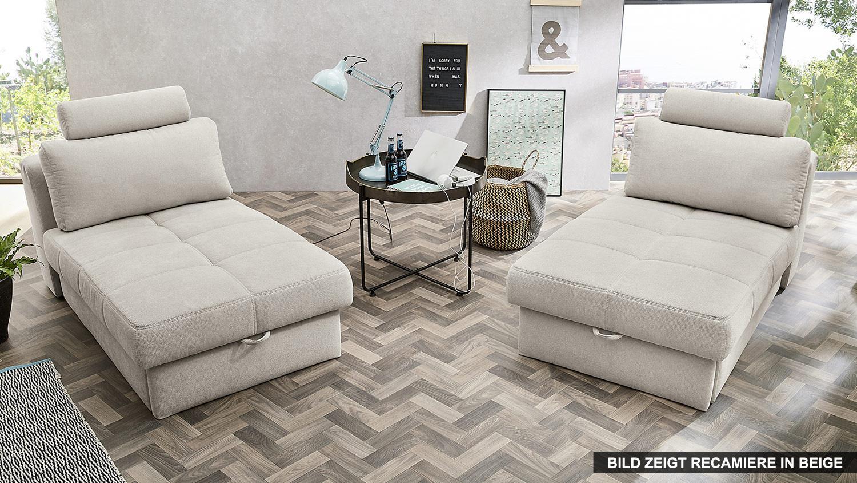 recamiere robin schlafsofa sofa polstersofa in schwarz mti. Black Bedroom Furniture Sets. Home Design Ideas
