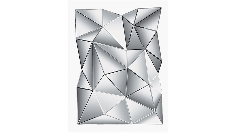 Designer Spiegel prisma designerspiegel kare design 105x140 cm
