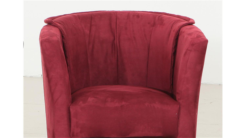 sessel lux cocktailsessel einzelsessel in rot 75 83 67. Black Bedroom Furniture Sets. Home Design Ideas