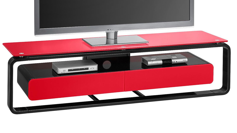 tv board glas stunning hifi mbel wandmontage ricoo. Black Bedroom Furniture Sets. Home Design Ideas