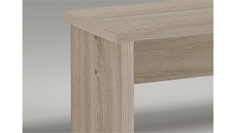 hocker big zip in sonoma eiche s gerau dekor 45x47x37 cm. Black Bedroom Furniture Sets. Home Design Ideas