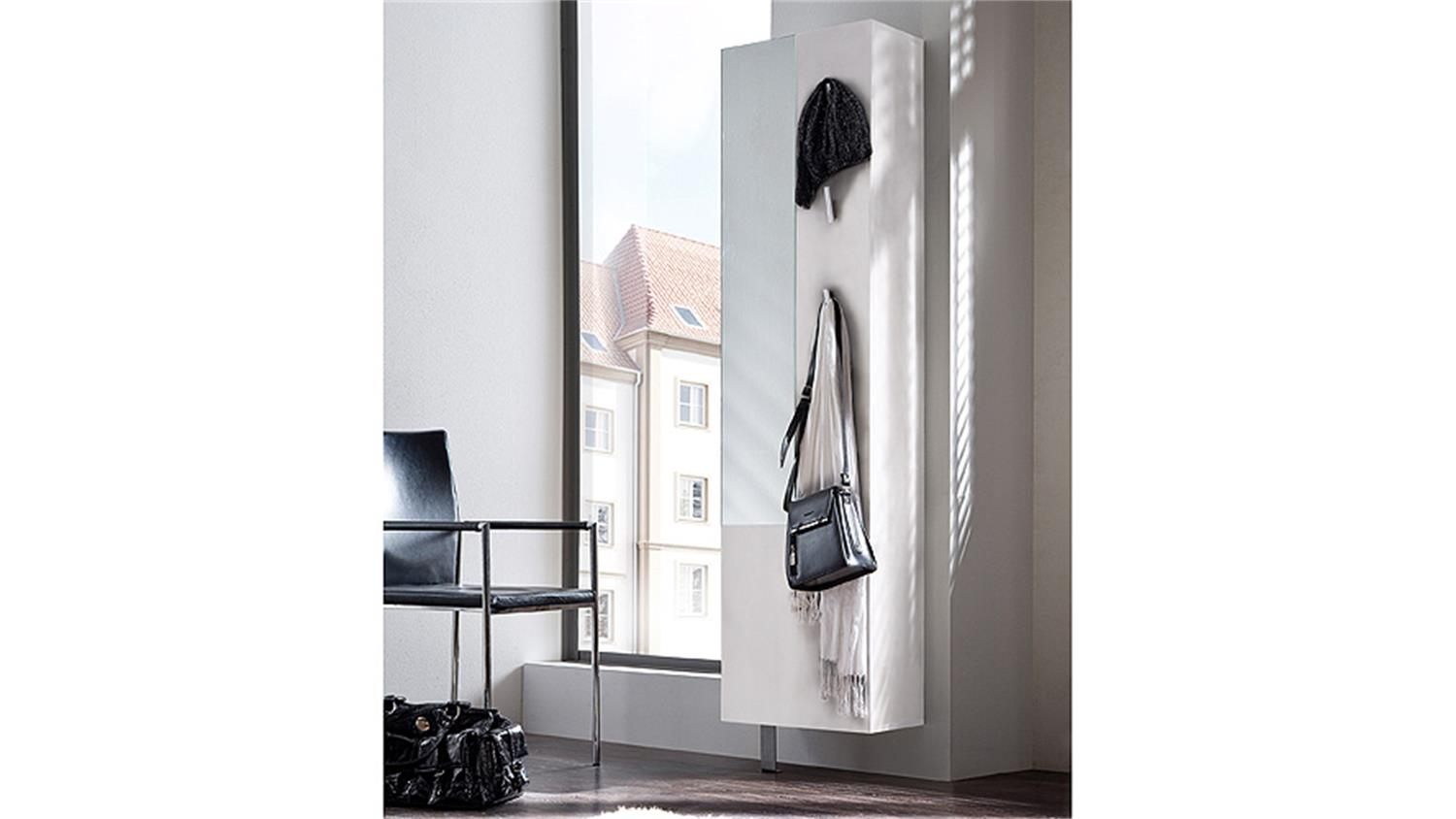 schuhschrank woody i garderobe schuhregal in wei drehbar. Black Bedroom Furniture Sets. Home Design Ideas