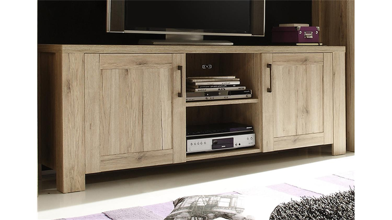 wohnwand ii lupo anbauwand in san remo eiche dekor. Black Bedroom Furniture Sets. Home Design Ideas