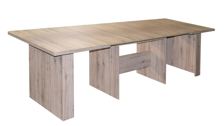 esstisch brasil in sanremo hell tisch ausziehbar 140 300 cm. Black Bedroom Furniture Sets. Home Design Ideas