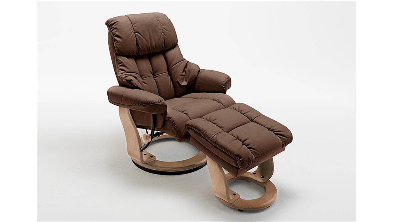 relaxsessel calgary 1 echtleder braun gestell natur. Black Bedroom Furniture Sets. Home Design Ideas