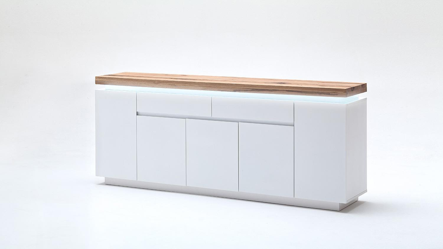 Pin rolf benz sessel 3100 on pinterest for Sideboard romina