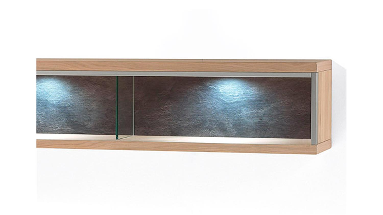 wandregal 1 espero wandboard ast eiche bianco teilmassiv. Black Bedroom Furniture Sets. Home Design Ideas