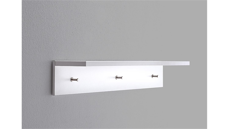 schl sselboard corano wandboard paneel wei hochglanz. Black Bedroom Furniture Sets. Home Design Ideas