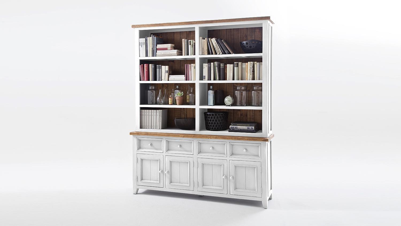 vintage m bel weiss braun. Black Bedroom Furniture Sets. Home Design Ideas