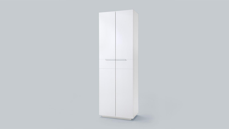 b roschrank wei lack. Black Bedroom Furniture Sets. Home Design Ideas