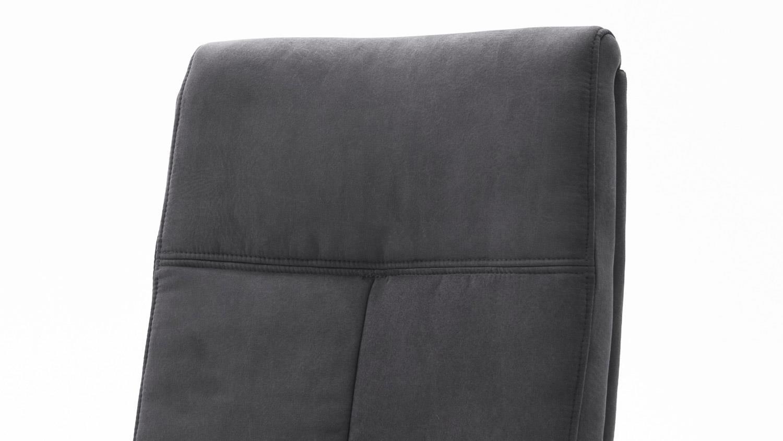 2er set schwingstuhl talena komfortsitz lederlook. Black Bedroom Furniture Sets. Home Design Ideas