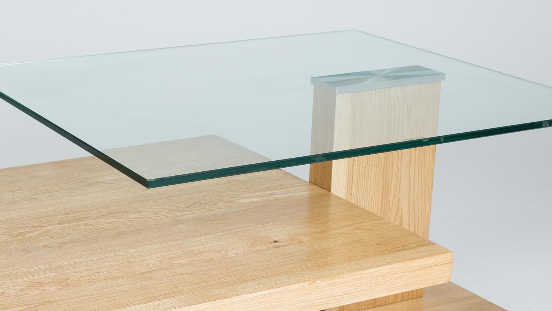 couchtisch matthias teilmassiv aus wildeiche teilmassiv und glas. Black Bedroom Furniture Sets. Home Design Ideas