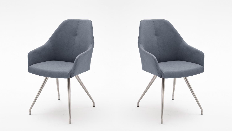 Stuhl MADITA 2er Set Esszimmerstuhl Küchenstuhl Stuhlset in
