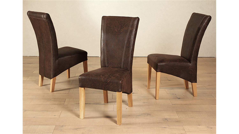 tischgruppe big braxton lord eiche massiv 6 st hle antik. Black Bedroom Furniture Sets. Home Design Ideas