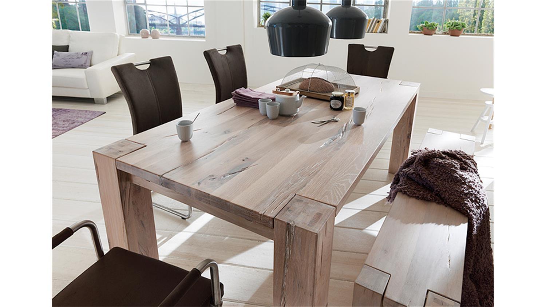 esstisch big braxton balkeneiche massiv gek lkt 200x100. Black Bedroom Furniture Sets. Home Design Ideas