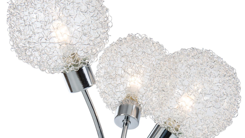 Plafoniere Obi Ch : Lampe mit glaskugeln
