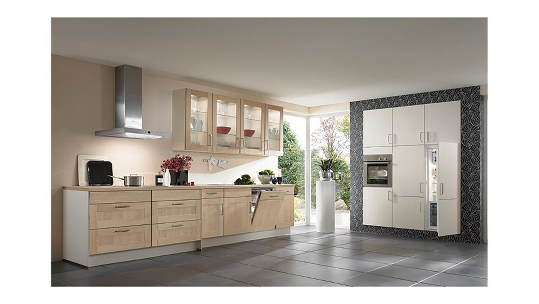 Nobilia Einbauküche Küchenzeile inkl E Geräte 583