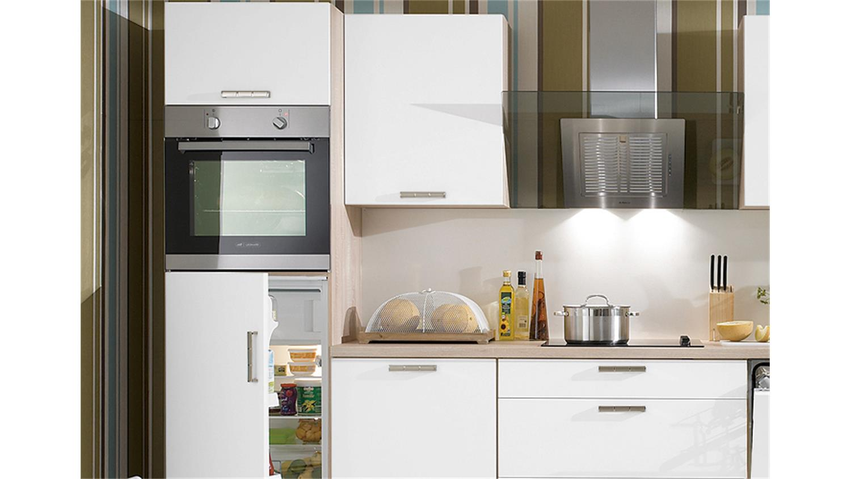 Nobilia Einbauküche Küchenzeile inkl E Geräte 375