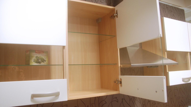 Billige Einbauküchen Mit Geräten ~ nobilia ausstellungsküche lform in weiß matt mit egeräten