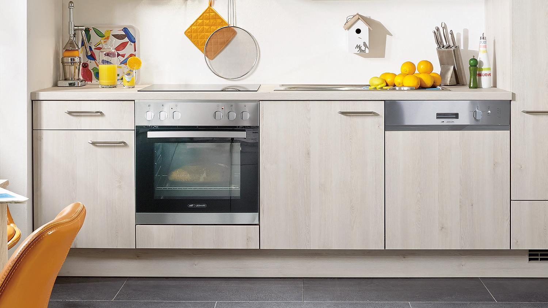 Küche L Form Ohne Geräte ~ nobilia einbauküche küche l form mit auswahl inkl e geräte