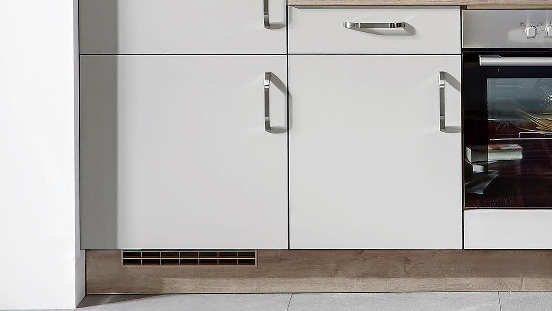 nobilia k chenzeile k che einbauk che mit auswahl inkl e ger te 983. Black Bedroom Furniture Sets. Home Design Ideas