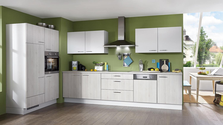 Nobilia L-Küche Einbauküche Küche mit Auswahl inkl. E-Geräte - 20