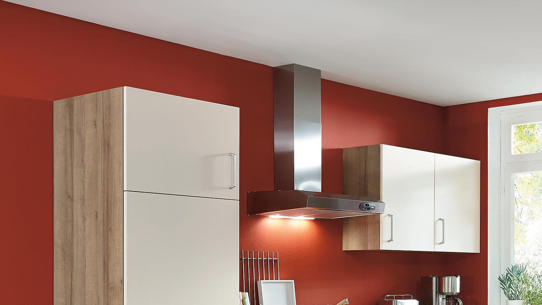 Nobilia l küche einbauküche küche mit auswahl inkl. e geräte 383