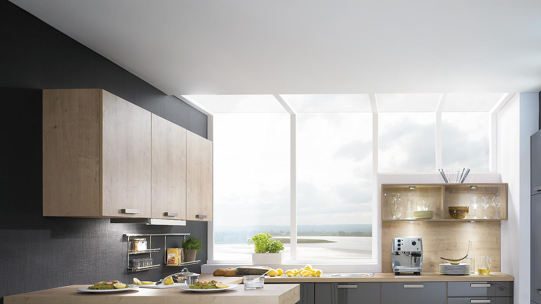Nobilia u küche einbauküche küche mit auswahl inkl. e geräte 061