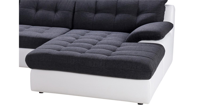 malou sofa trendy malou mit recamiere with malou sofa excellent malou wei und dunkelgrau. Black Bedroom Furniture Sets. Home Design Ideas