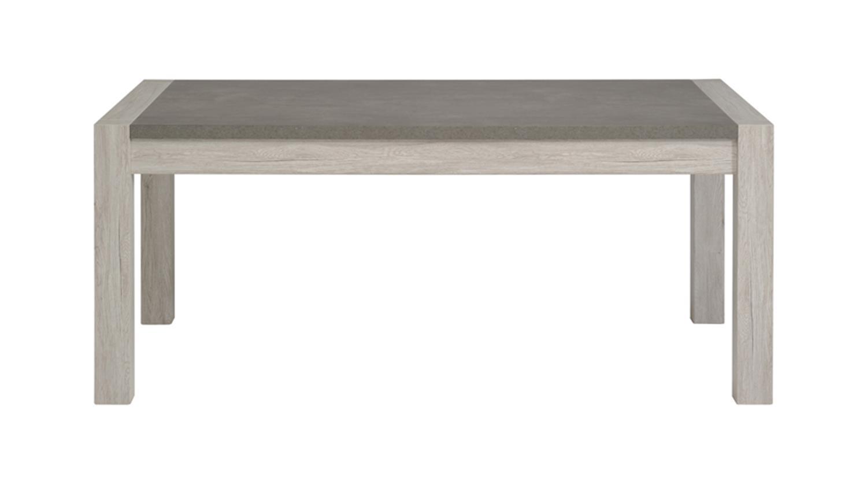 Malone 31 In Eiche Steinoptik Grau Tisch 180 Cm Esstisch Eiche Grau