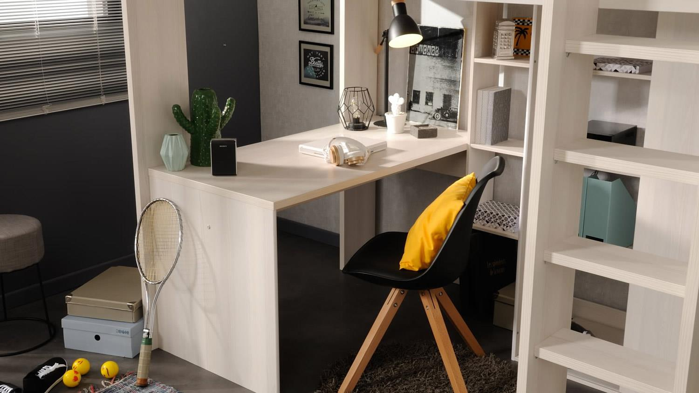 Hochbett Etagenbett Mit Schreibtisch : Hochbett mit schreibtisch ikea awesome