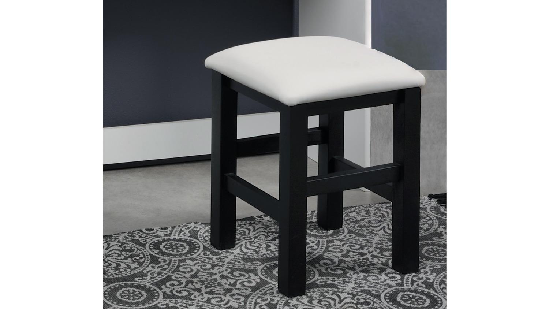 schminktisch pimpante 12 frisiertisch set wei mit spiegel und hocker. Black Bedroom Furniture Sets. Home Design Ideas
