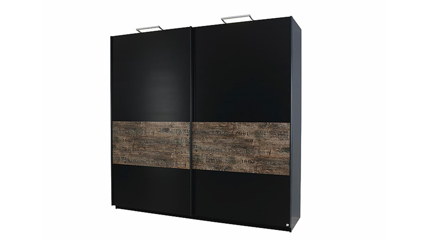 schwebet renschrank sumatra schwarz vintage braun. Black Bedroom Furniture Sets. Home Design Ideas