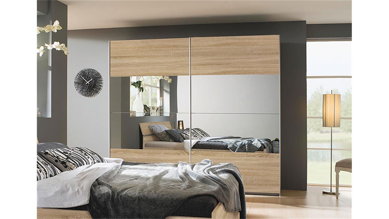 schwebet renschrank apulien sonoma eiche s gerau 226. Black Bedroom Furniture Sets. Home Design Ideas