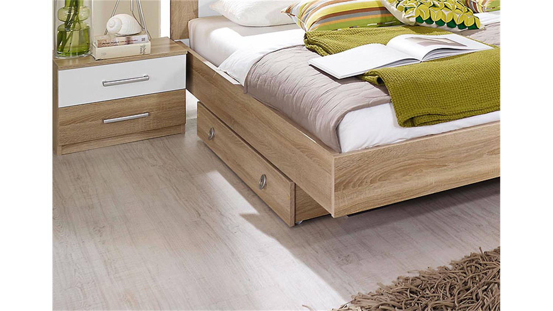 rollbettkasten venlo sonoma eiche s gerau. Black Bedroom Furniture Sets. Home Design Ideas