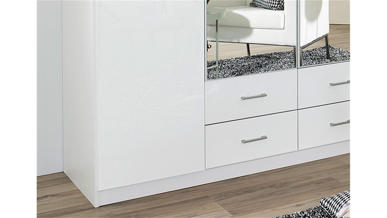 kleiderschrank ellwangen wei front hochglanz b 226cm. Black Bedroom Furniture Sets. Home Design Ideas