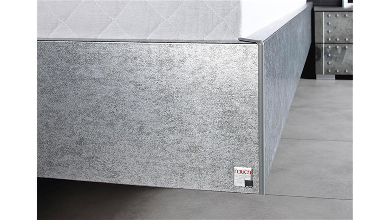 Bett Silber. Gallery Of Clara Bett Aus Metall Silber Doppelbett With ...