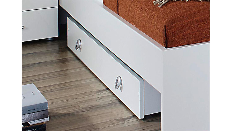 bettkasten wei. Black Bedroom Furniture Sets. Home Design Ideas