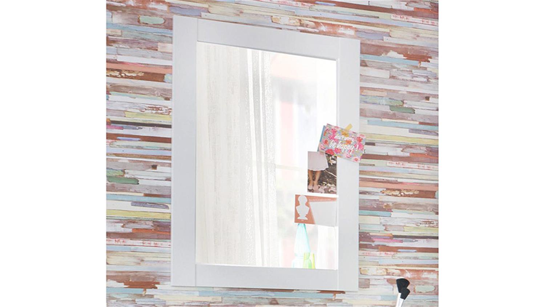 frisiertisch marit konsole schminktisch mit spiegel wei. Black Bedroom Furniture Sets. Home Design Ideas