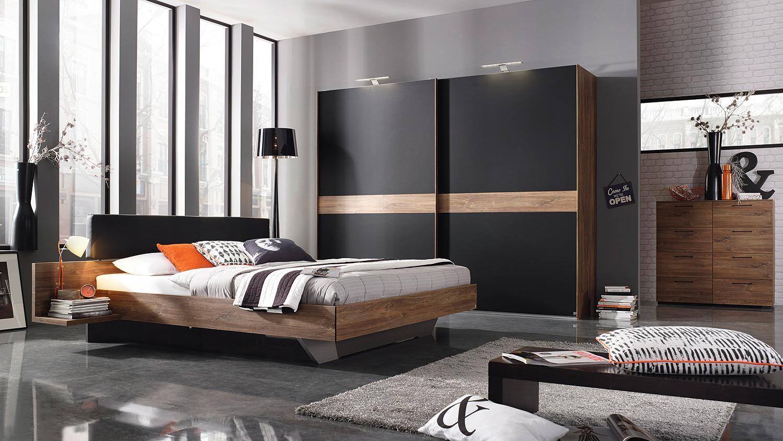 Schlafzimmer Bett Und Schrank : hier das hochwertige und topmoderne ...