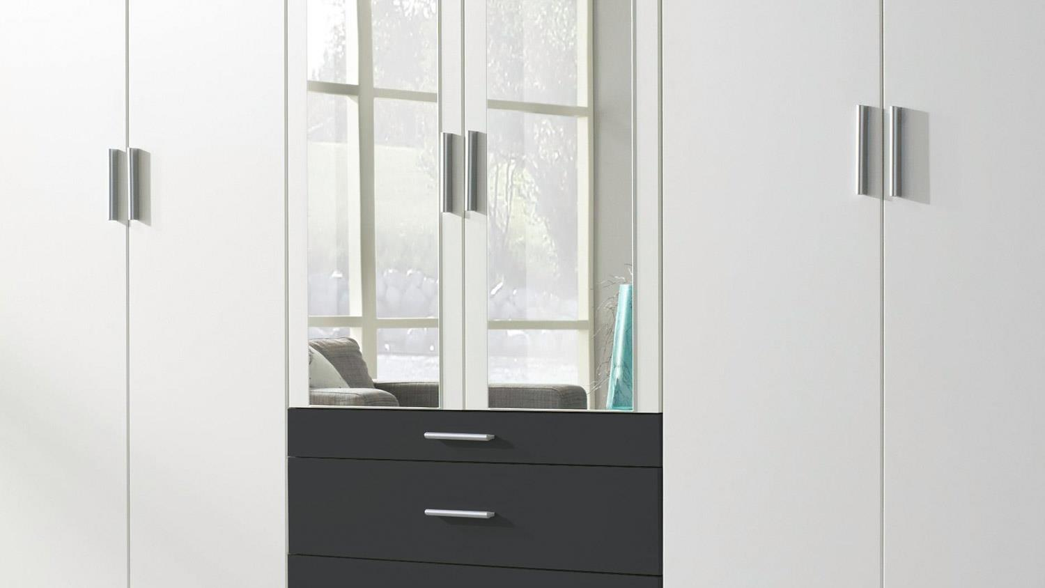 schrank grau brombel bro grau regal ordner schrank mit. Black Bedroom Furniture Sets. Home Design Ideas