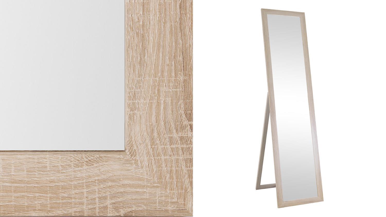 Spiegel emilia 40x160 cm standspiegel in sonoma for Spiegel 40x160