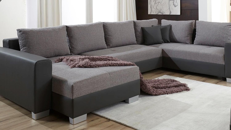 ecksofa mit schlaffunktion lutz. Black Bedroom Furniture Sets. Home Design Ideas