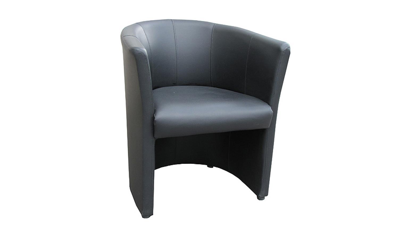 Cocktailsessel schwarz  COCK Sessel Clubsessel Einzelsessel schwarz
