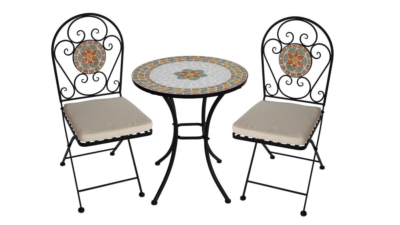 mosaik gartentisch top gartentisch selber bauen fliesen. Black Bedroom Furniture Sets. Home Design Ideas