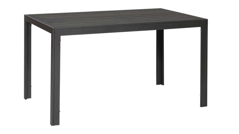 tisch outdoor geeignet 150x90 tisch aus aluminium polywood. Black Bedroom Furniture Sets. Home Design Ideas