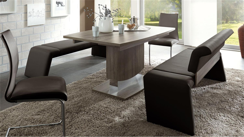 vorbank aponeo in india dunkelbraun sitzbank 160 cm. Black Bedroom Furniture Sets. Home Design Ideas