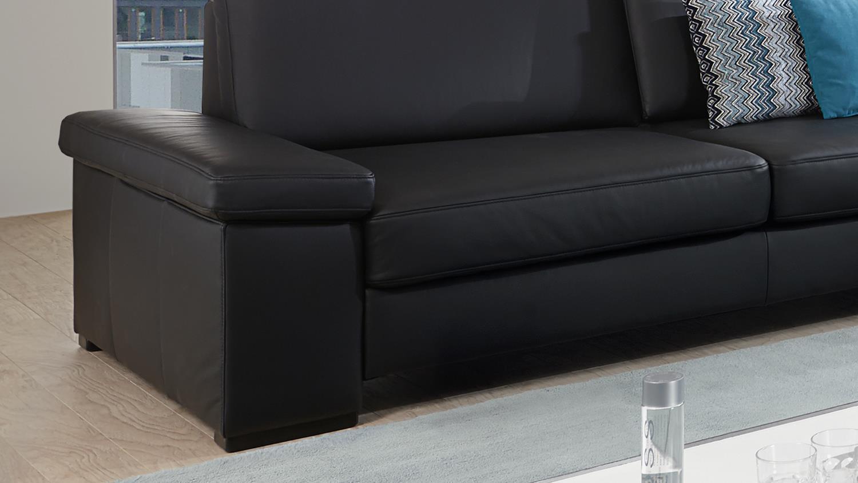 Bezaubernd Sofa Garnitur 3 Teilig Leder Das Beste Von